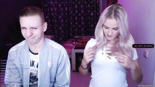 Glad Confused Gals: Ksenya Modestal and Her Brother
