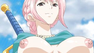 Rebecca, a breast of fresh air.