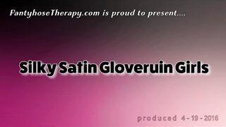 Silky Satin Glove Ruin - Christina QCCP