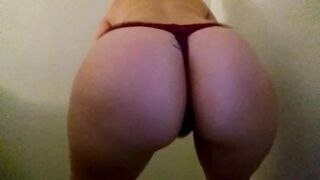 Just a little night-time twerk tease... Have a good night! ???? - Erotic