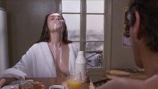 Emmanuelle Seigner - Bitter Moon - Grab Her Titties