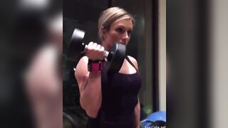 Paige Pumping - Fit Girls